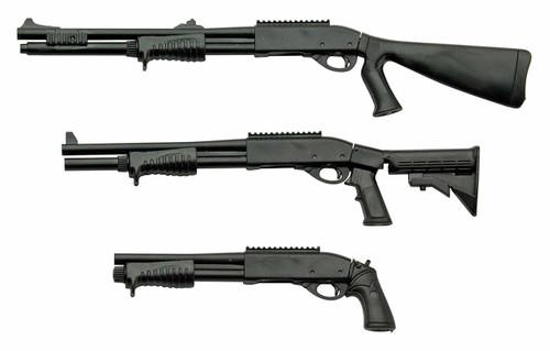 Tomytec LA019 Military Series Little Armory M870MCS Type 1/12 Scale Plastic Model Kit