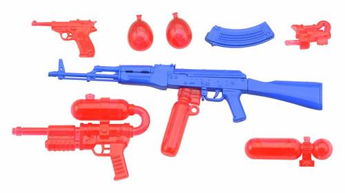 Tomytec LA040 Military Series Little Armory Water Gun B 1/12 Scale Plastic Model Kit