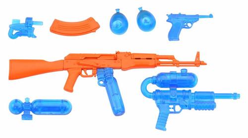 Tomytec LA041 Military Series Little Armory Water Gun B2 1/12 Scale Plastic Model Kit