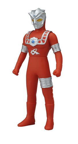 Bandai Ultraman Ultra Hero Series 13 Astra Figure