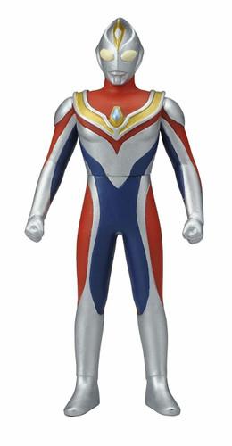 Bandai Ultraman Ultra Hero Series 14 Ultraman Dyna (Flash Type) Figure