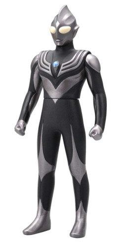 Bandai Ultraman Ultra Hero Series 26 Ultraman Tiga Dark (SD) Figure