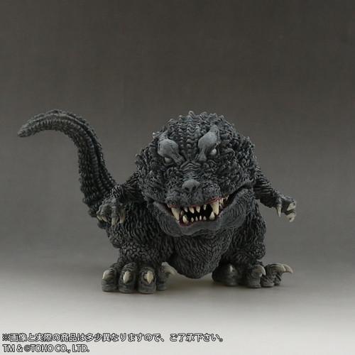 XPlus DefoReal Series Godzilla (2001) Figure