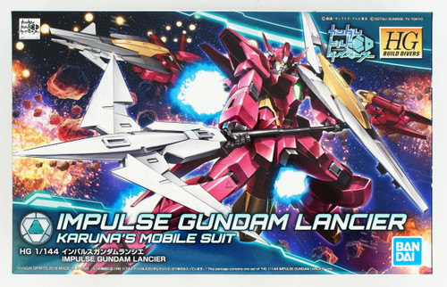 Bandai Gundam Build Divers 018 Impulse Gundam Ransche 1/144 Scale Kit