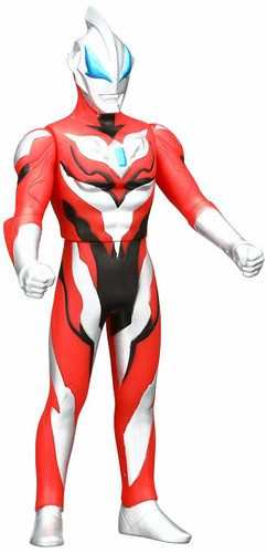 Bandai Ultraman Ultra Hero Series 42 Ultraman Geed Primitive Figure