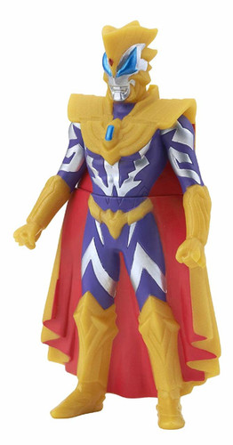 Bandai Ultraman Ultra Hero Series 47 Ultraman Geed Royal Mega-Master Figure