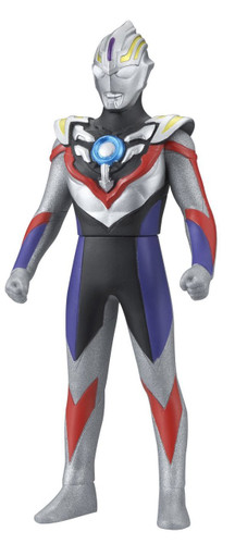 Bandai Ultraman Ultra Hero Series No.49 Ultraman Orb Spacium Zeperion Figure