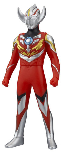 Bandai Ultraman Ultra Hero Series No.50 Ultraman Orb Burnmite Figure