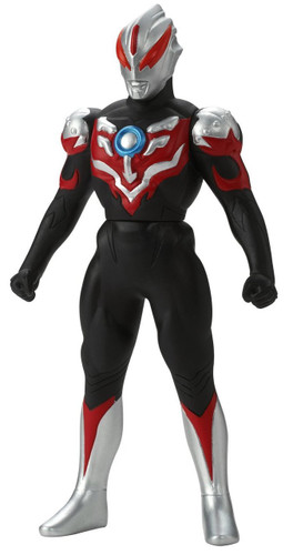 Bandai Ultraman Ultra Hero Series No.52 Ultraman Orb Thunder Breaster Figure