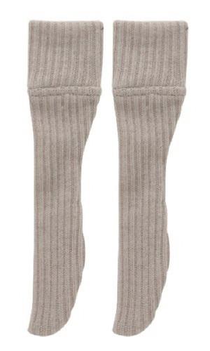 Azone FAO042-BRN Azo 2 Kushifu 2 Way Socks Brown