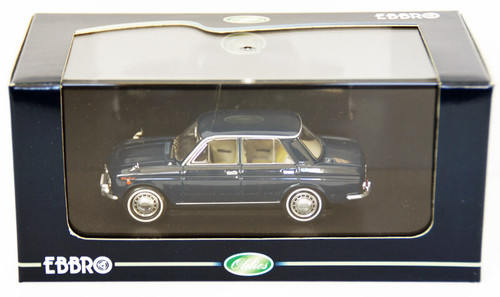 Ebbro 43642 NISSAN BLUEBIRD 410 1964 Blue 1/43 Scale