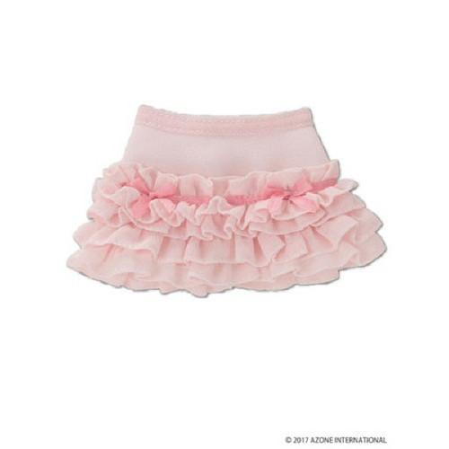 Azone KPT020-PNK Mushroom Planet 'sugar Frill Skirt' Pink