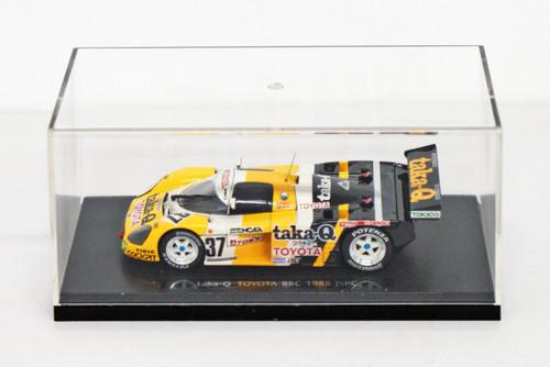 Ebbro 43684 TAKA-Q TOM'S TOYOTA 88C 1988 1/43 Scale