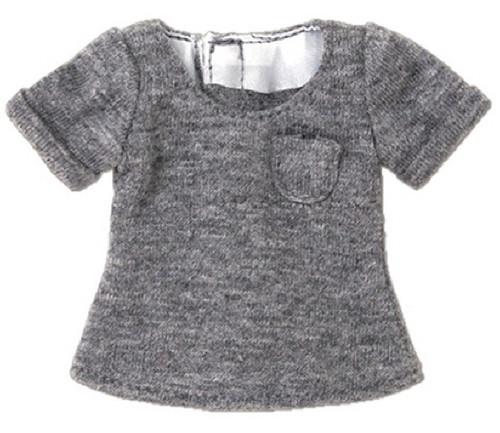 Azone POC434-GRY PNS Boys Low-Edge T-Shirt Gray