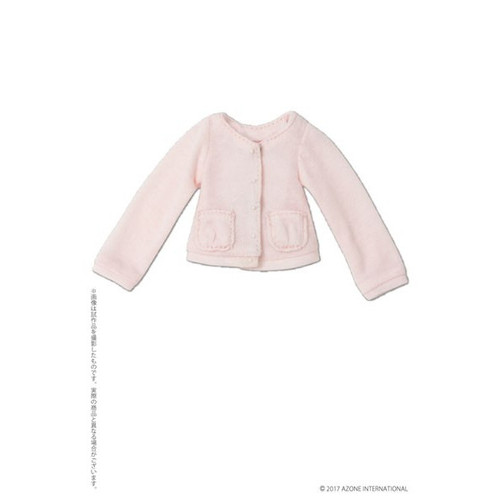 Azone POC439-PNK PNS Marshmallow Cardigan Pink