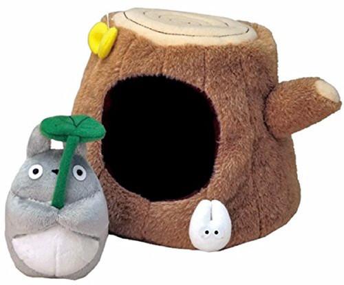 Sun Arrow Plush Doll My Neighbor Totoro Totoro's House Stump M Size