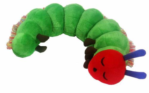Sun Arrow Plush Doll The Very Hungry Caterpillar Sleeping L Size