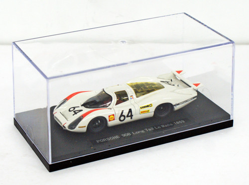 Ebbro 43740 PORSCHE 908 LONG TAIL LE MANS 1969 #64 1/43 Scale