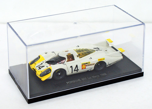 Ebbro 43750 PORSCHE 917 LONG TAIL LE MANS 1969 #14 1/43 Scale