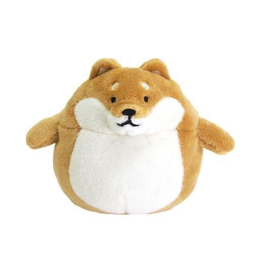 Sunlemon Plush Doll Hug Hug Motchiri Mini Series Shiba Inu