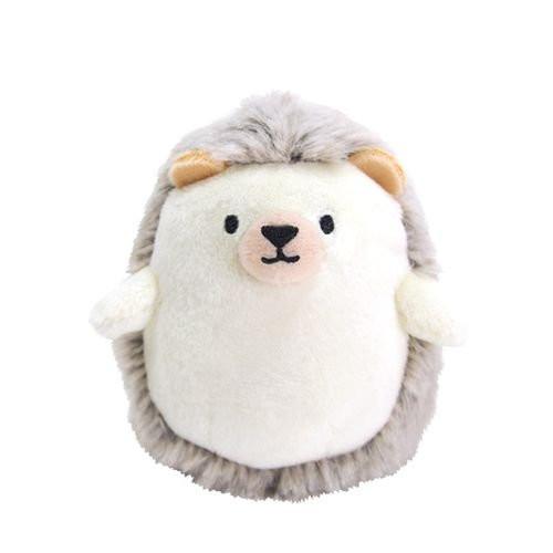 Sunlemon Plush Doll Hug Hug Motchiri Mini Series Hedgehog