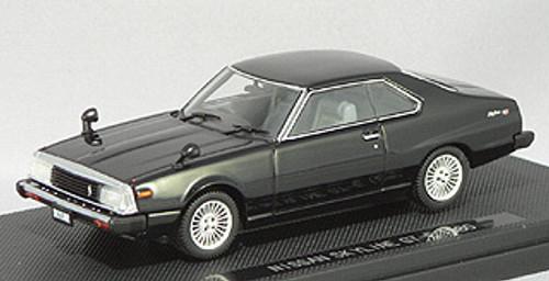 Ebbro 43756 NISSAN SKYLINE GT-EX 1980 Black 1/43 Scale