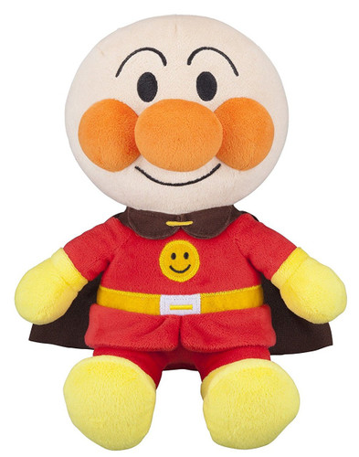 Sega Toys Plush Doll Fuwarin Smile S Plus Anpanman