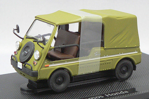 Ebbro 43775 HONDA VAMOS (FULL SOFT TOP) 1971 1/43 Scale