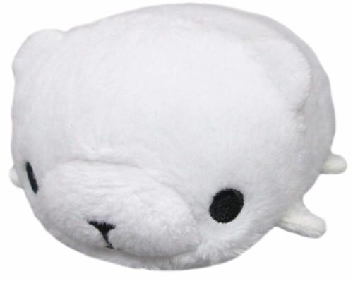 San-ei 299277 Norun Zoku Plush Doll Polar Bear