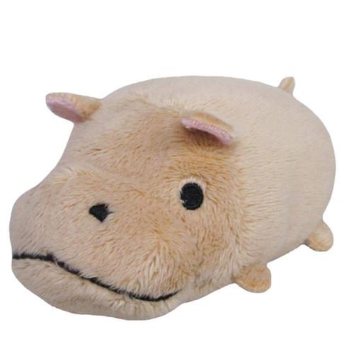 San-ei 299284 Norun Zoku Plush Doll Hippopotamus