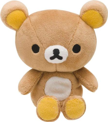San-X MR80801 Plush Doll Rilakkuma
