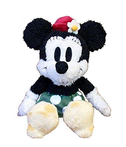 Nakajima Corporation Old Standard Plush Doll Minnie Size S