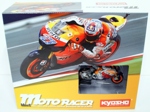 Kyosho Mini Z 30053DP Moto Racer Honda RC212V No26(MC-01 2.4GHz System Readyset)