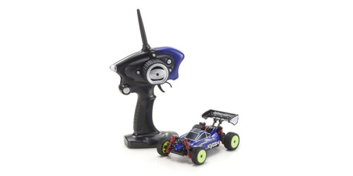 Kyosho Mini Z 32081BB Sports Buggy MB-010 Inferno MP9 TKI Blue/Black (Readyset)