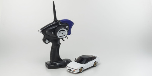 Kyosho Mini Z 32136WB NISSAN SILEIGHTY with LED (MA-020S 2.4GHz Readyset)