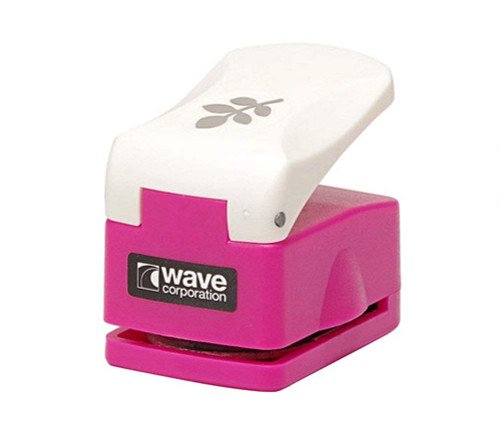 Wave Hobby Tool HT087 HT Craft Punch 2 Leaf L