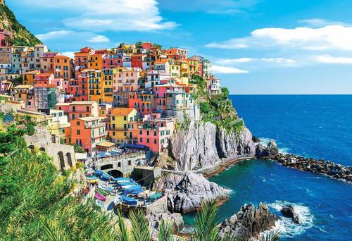 Epoch Jigsaw Puzzle 31-008 Cinque Terre Italy (1053 S-Pieces)