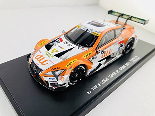 Ebbro 45519 au TOM'S LC500 Super GT GT500 2017 No.36 1/43 scale