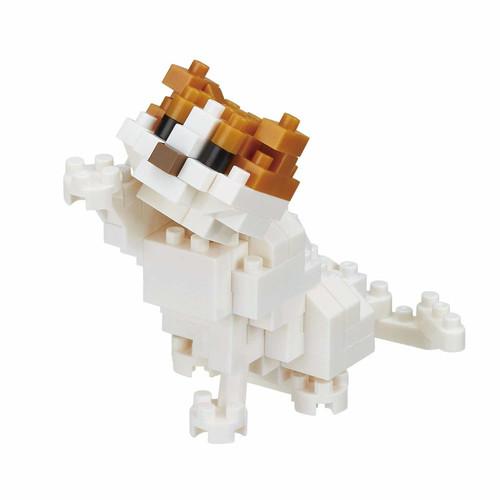 Kawada NBC-268 nanoblock Cat Scottish Fold