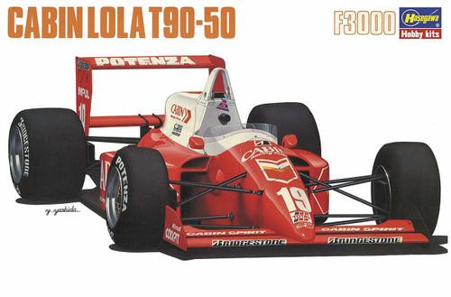 Hasegawa 20364 Cabin Lola T90-50 Scale kit