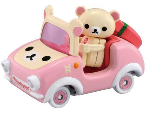 Takara Tomy Dream Tomica Ride On R09 Korilakkuma x Korilakkuma Car (968351)