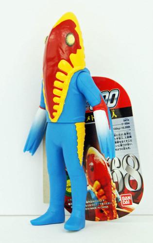 Bandai Ultraman Ultra Monster Series 68 Alien Metron Figure
