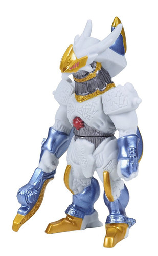 Bandai Ultraman Ultra Monster Series 86 Ultraman Geed Galactron MK2 Figure
