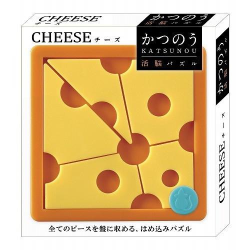Hanayama Katsunou Brain Teaser CHEESE