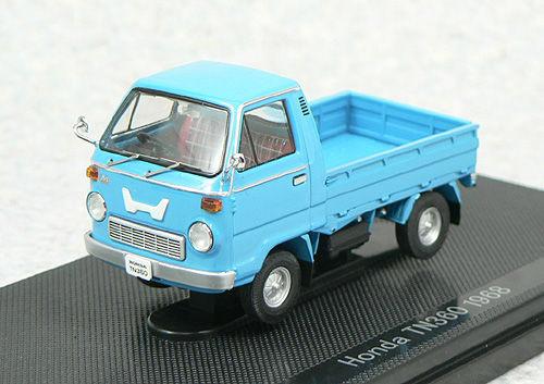 Ebbro 43984 HONDA TN360 1968 Light Blue 1/43 Scale