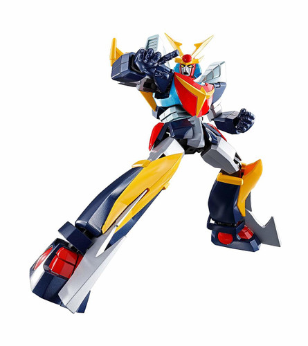 Bandai Soul of Chogokin GX-82 Invincible Steel Man Daitarn 3 F.A. Figure