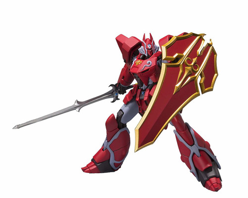 Bandai Robot Spirits (SIDE PB) Panzer World Galient Crest of Iron Tetsukyojin Figure