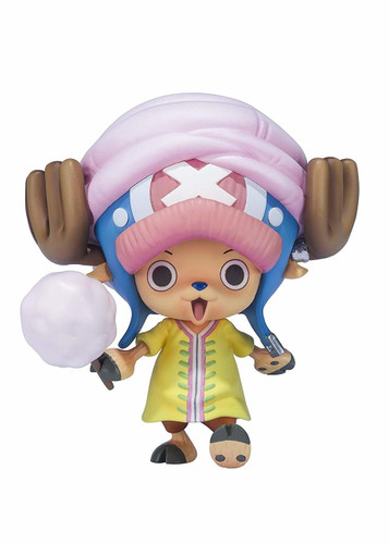 Bandai Figuarts ZERO Tony Tony Chopper Whole Cake Island Ver. Figure (One Piece)