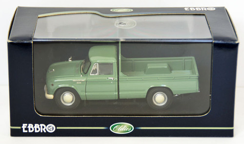 Ebbro 43987 Nissan Junior Truck 1962 (Green) 1/43 Scale