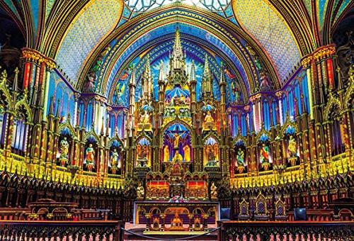 Beverly Jigsaw Puzzle S32-510 Cathedrale Notre-Dame de Paris France (2000 S-Pieces)